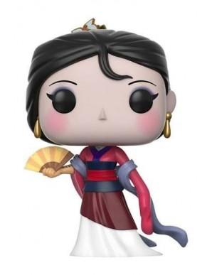 Mulan POP! Disney Figurine en Vinyle Mulan