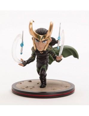 Loki - Thor Ragnarok diorama Q-Fig  10 cm