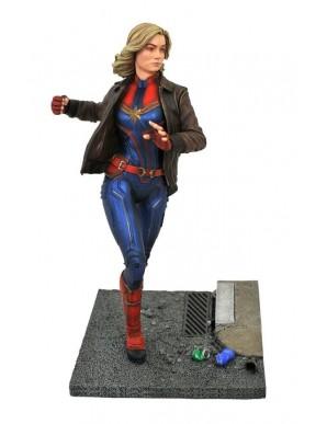 Captain Marvel Marvel Movie Premier Collection statuette Captain Marvel 28 cm