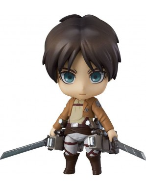 L'Attaque des Titans Nendoroid figurine Eren...