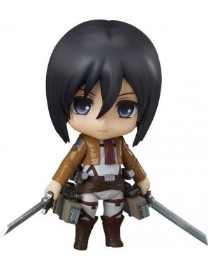 L'Attaque des Titans Nendoroid figurine Mikasa...