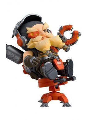 Torbjörn - Overwatch figurine Nendoroid Classic...