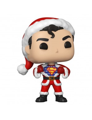 Superman in Holiday Sweater - DC Comics POP!...