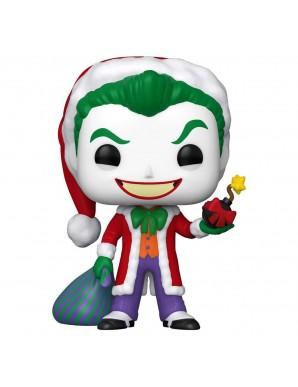 Le Joker comme Père Noël - DC Comics POP! Heroes Vinyl figurine DC Holiday 9 cm