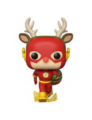 Le Flash comme un élan de Noël - DC Comics POP!...