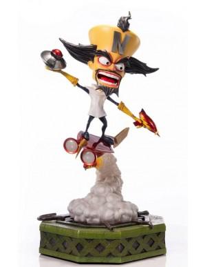 Dr. Neo Cortex - Crash Bandicoot 3 statuette  55 cm