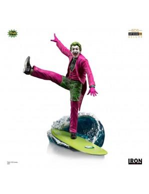 Le Joker - Batman 1966 statuette Deluxe BDS Art Scale 1/10 21 cm
