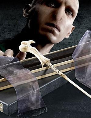 Harry Potter réplique baguette de Lord Voldemort