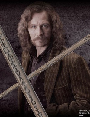 Harry Potter replica wand from Sirius Black...