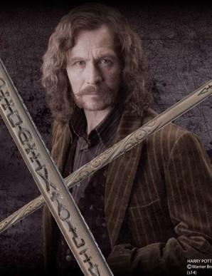 Harry Potter réplique baguette de Sirius Black...