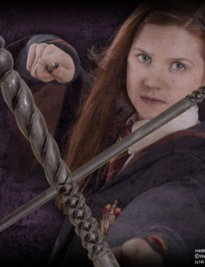Harry Potter replica Ginny Weasley's wand...