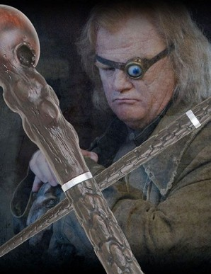 Harry Potter Mad-Eye Moody Wand Replica (Character Edition)
