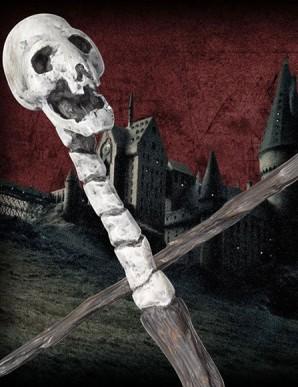 Harry Potter réplique baguette de Mangemort...