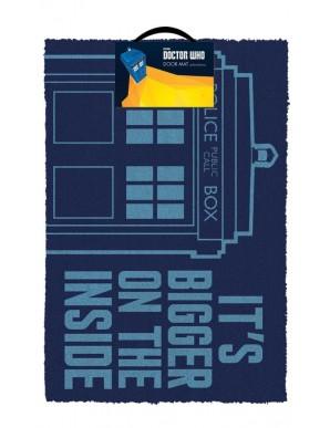Doctor Who Doormat Tardis 40 x 60 cm