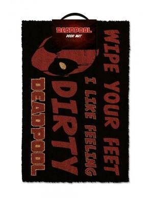 Deadpool paillasson Dirty 40 x 57 cm