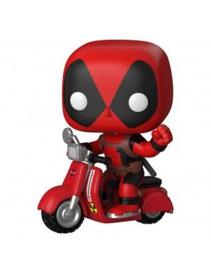 Deadpool POP! Rides Vinyl figurine Deadpool &...