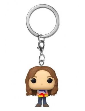 Hermione porte-clés Pocket POP! Vinyl Holiday...