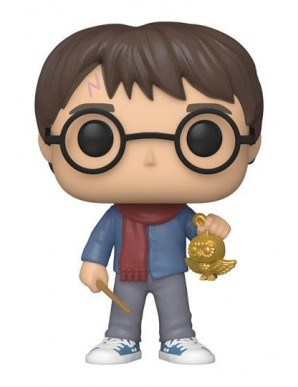 Figurine Harry Potter POP ! Vinyl Holiday 9 cm