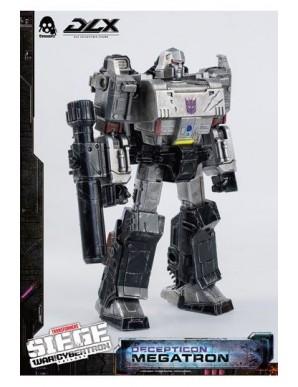 Transformers: La Guerre pour  Cybertron Trilogie figurine DLX Megatron 25 cm