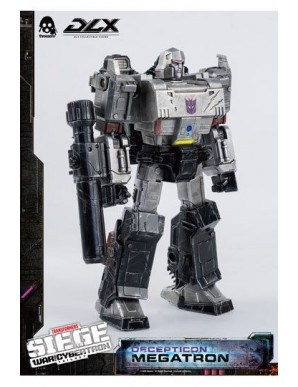 Transformers: War For Cybertron Trilogy figurine DLX Megatron 25 cm