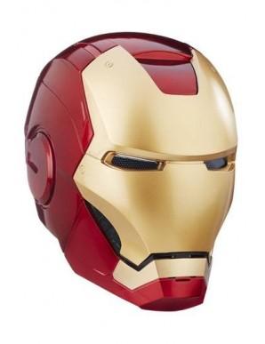 Marvel Legends casque électronique Iron Man