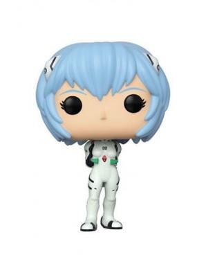 Evangelion POP! Games Vinyl figurine Rei Ayanami 9 cm
