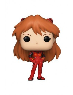 Evangelion POP! Games Vinyl figurine Asuka...