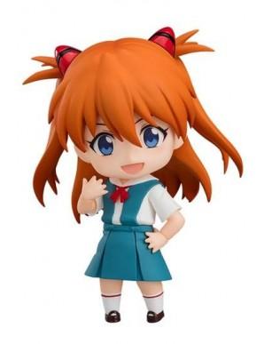 Rebuild of Evangelion figurine Nendoroid Asuka Shikinami Langley 10 cm