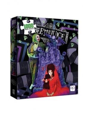 Puzzle Beetlejuice Graveyard Wedding (1000 pieces)