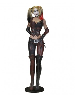 Harley Quinn Replica 1/1 Batman Arkham City...