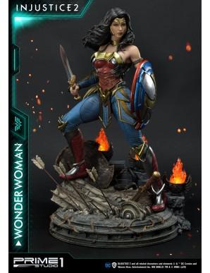 Wonder Woman - Injustice 2 statuette 1/4  52 cm