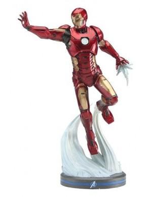 Iron Man - Avengers 2020 Video Game statuette PVC 1/10  22 cm