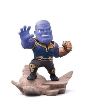Thanos - Avengers Infinity War figurine Mini Egg Attack 9 cm