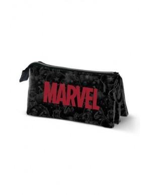 Marvel trousse Marvel Logo Triple