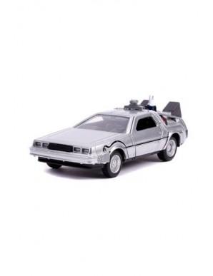 Retour vers le Futur II DeLorean Time Machine...