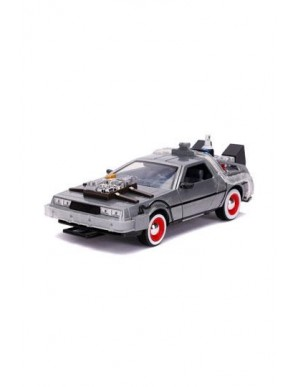 Back to the Future III DeLorean Time Machine...