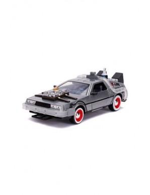 Retour vers le Futur III DeLorean Time Machine...