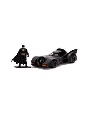 Batman 1989 1/32 Hollywood Rides 1989 Batmobile...