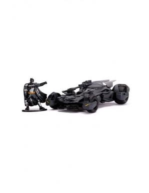 Justice League 1/32 Hollywood Rides Batmobile...