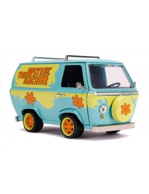 Scooby Doo 1/32 Hollywood Rides Mystery Machine métal