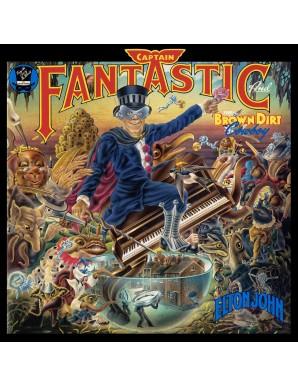 Elton John Rock Saws puzzle Captain Fantastic and The Brown Dirt Cowboy (1000 pieces)