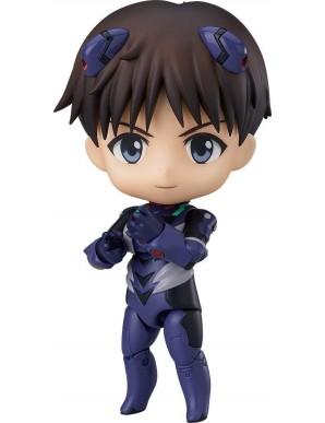 Rebuild of Evangelion figurine Nendoroid Shinji Ikari Langley Plugsuit Ver. 10 cm