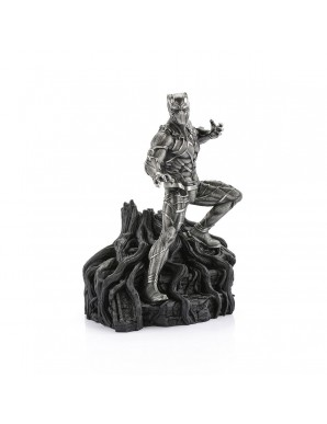 Marvel statuette Pewter Collectible Black Panther Guardian Limited Edition 24 cm