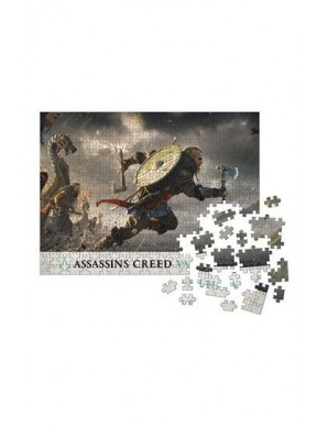Assassin's Creed Valhalla puzzle Fortress...