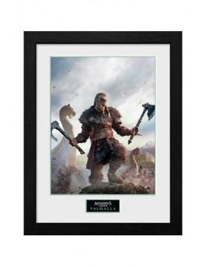 Assassins Creed Valhalla poster encadré...