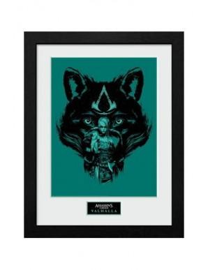 Assassins Creed Valhalla framed poster...