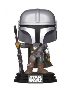 Star Wars The Mandalorian Figurine POP! TV Vinyl The Mandalorian 9 cm