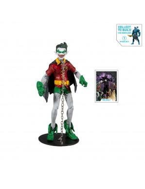 DC Multiverse figurine Build A Robin Earth (Dark Nights: Metal) 18 cm