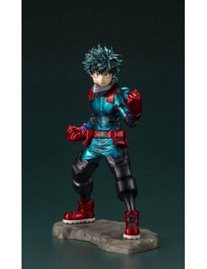 My Hero Academia statuette PVC ARTFXJ 1/8 Izuku Midoriya Hero Fes. Limited Edition 21 cm