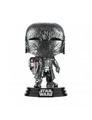 Star Wars POP! Movies Vinyl figurine KOR Cannon (Chrome) 9 cm